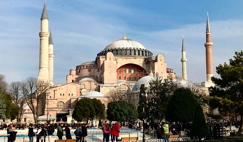 Istanbul: l'Oriente che incontra l'Occidente