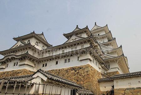 Himeji: il castello dei samurai