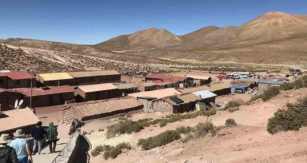 El Tatio: Stelle come diamanti e geyser surreali