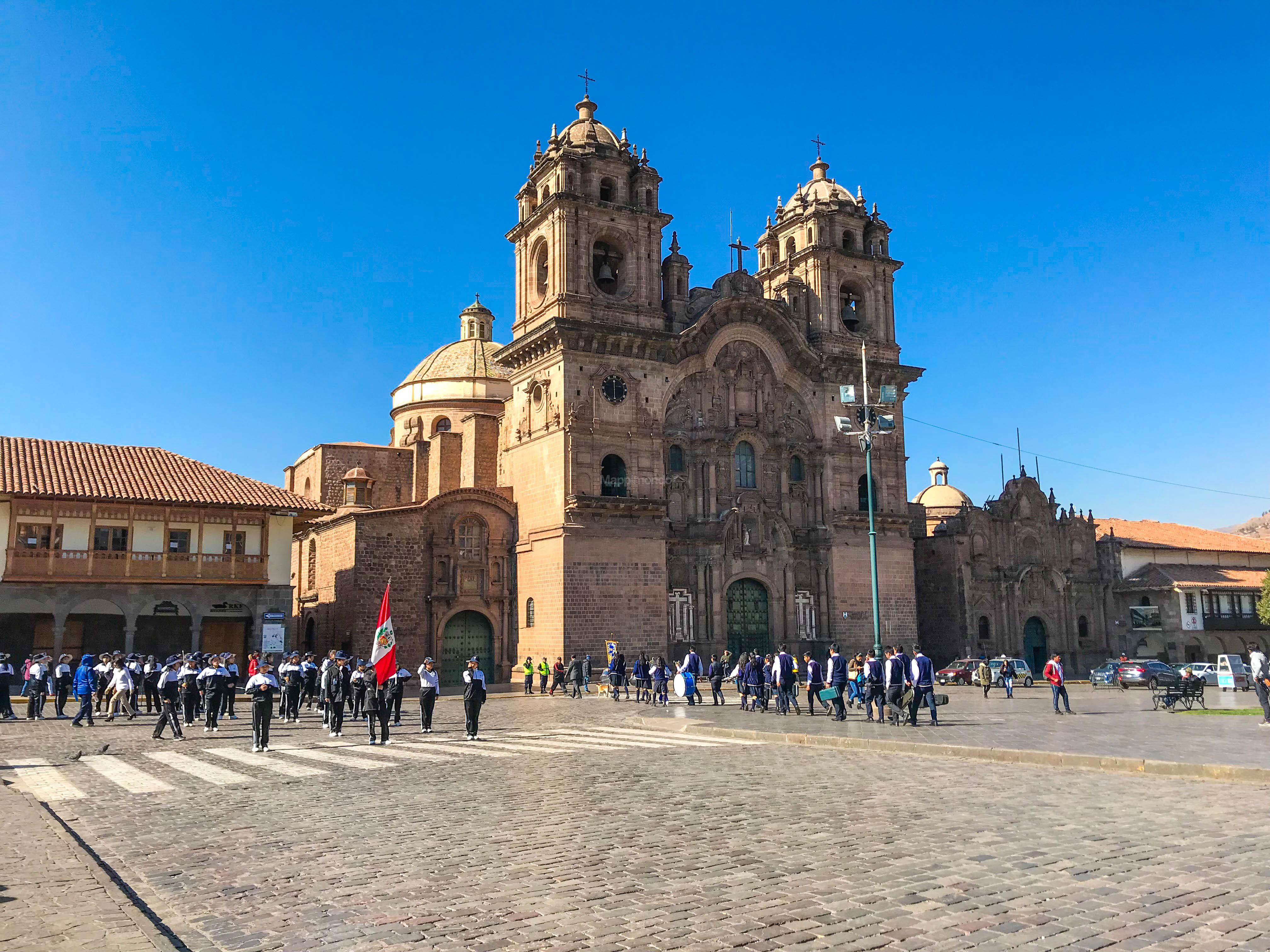 Cuzco la capitale Inka: alla scoperta dell'ombelico del mondo