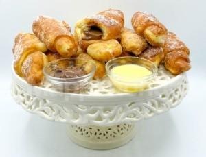 Churros limeños: Nutella o Crema pasticciera? la ricetta facile di una una delizia di Lima