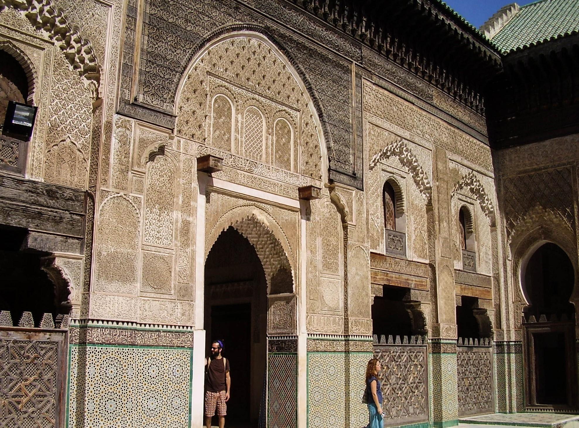 Il fascino del Marocco: Fes la città santa