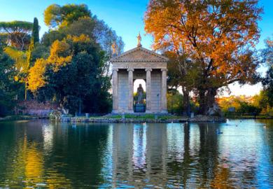 Villa Borghese: a spasso per la villa più bella di Roma
