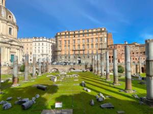 Roma Caput Mundi: i Fori Imperiali ed i loro leggendari personaggi