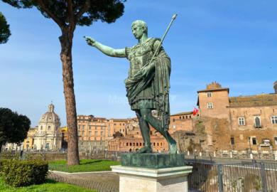 fori imperiali roma