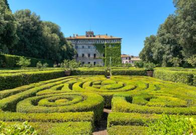 Castello Ruspoli Vignanello