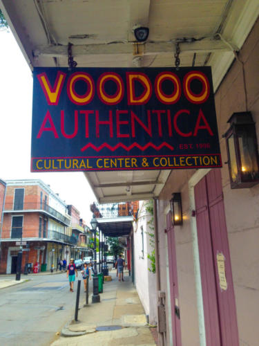 Voodoo Authentica shop