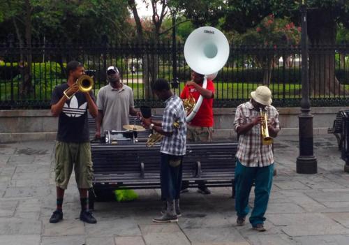 Suonatori jazz