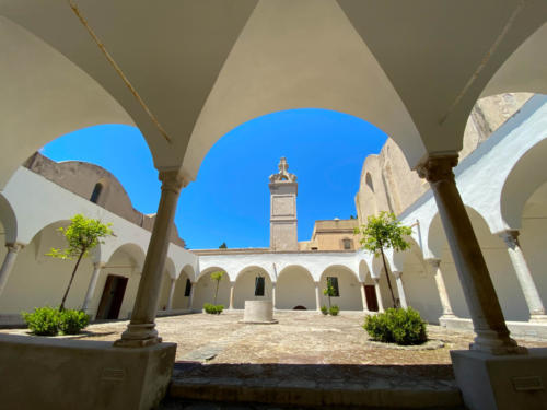 Certosa San Giacomo Capri