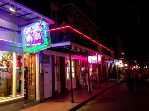 New Orleans Bourbon St