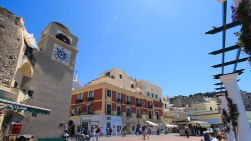Piazza di Capri
